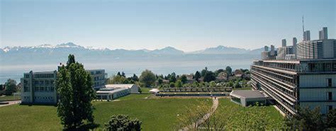 Calendrier Academique Epfl Unil Universit 233 De Lausanne