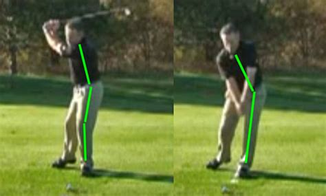 leg movement in golf swing pelvic movements in the downswing newton golf institute