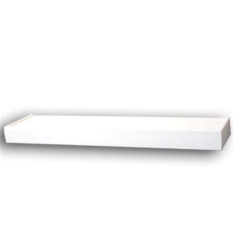 menards wall shelves 36 quot white floating shelf at menards 174