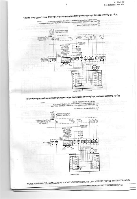 trane heat wiring diagram ewiring