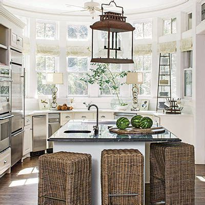 Southern Kitchen Kiawah Island by What She Did Kitchen Fresh Friendly House