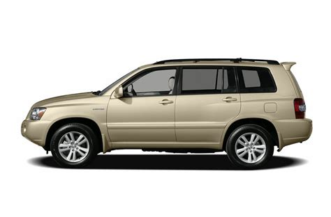 2007 Toyota Highlander Reviews 2007 Toyota Highlander Hybrid Reviews Specs And Prices