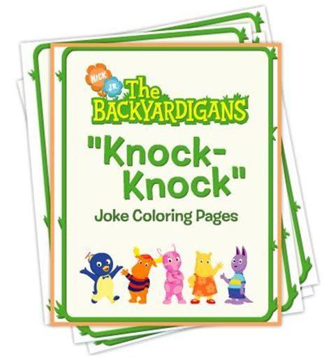 Backyardigans Jokes Best Ideas About Knock Knock Knock Jokes And