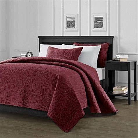coverlet for queen bed new queen king size bed coverlet quilt bedspread 3 pc set