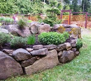 Raised Rock Garden Beds Gardening With Rocks Gardens Raised Beds And Raised Garden Beds