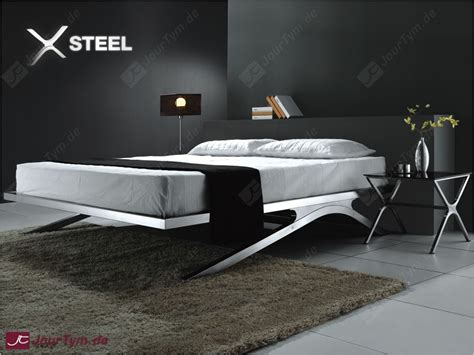 bett design design bett xsteel jt01k01 edelstahl batyline schwarz