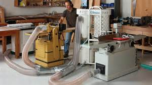 Diy Table Saw Stand Dust Collection Systems Finewoodworking