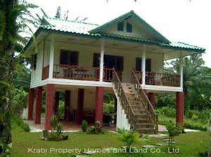 Thailand House For Sale by Modern Thai Style House For Sale Bungalow Land Krabi