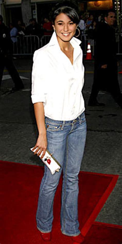 Style Emmanuelle Chriqui by Emmanuelle Chriqui How To Choose A Great White Shirt