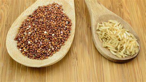 carbohydrates quinoa quinoa or brown rice which is best for bodybuilding diets