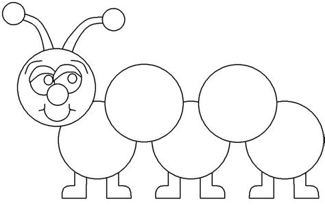 Hungry Caterpillar Coloring Coloring Pages Hungry Caterpillar Coloring Pages