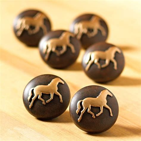 Western Door Knobs by 6 Pony Western Knobs Drawer Pulls Cabinet New