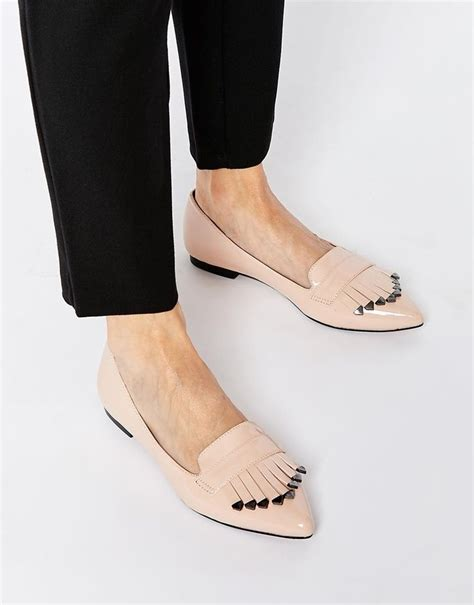 Sepatu Slip On Wanita Ak 016 25 best ideas about s flat shoes on