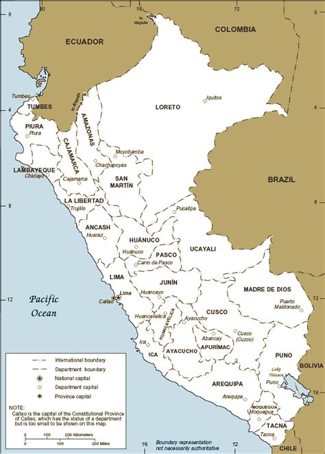 peru political map large detailed administrative and political map of peru