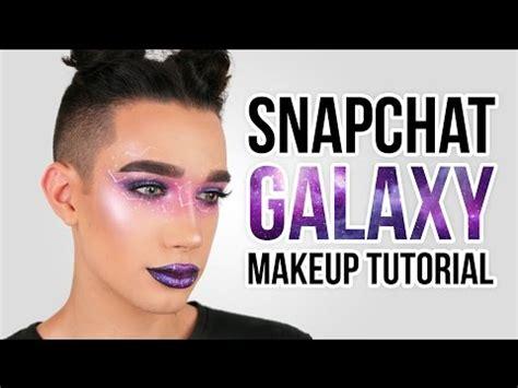 tutorial video snapchat snapchat galaxy filter makeup tutorial jcharlesbeauty