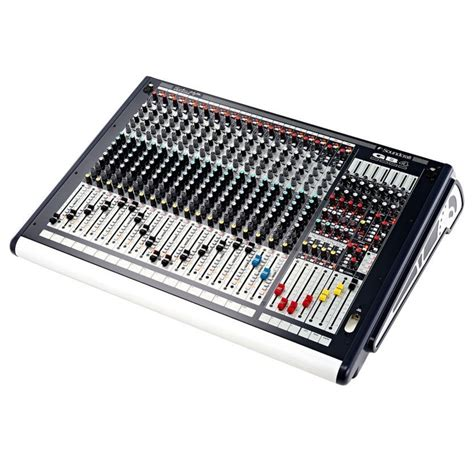 Mixer Crimson 16 Channel soundcraft gb4 16 16 channel mixer at gear4music