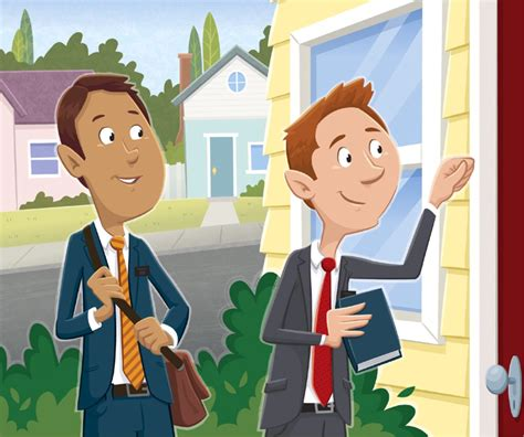 Missionaries Clipart
