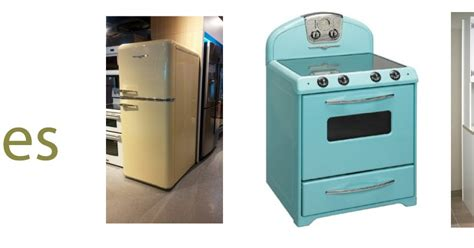 retro kitchen appliance store barber and haskill appliance and mattress store retro