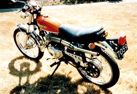 Suzuki Ts90 My Suzuki Pages Pictures Of Visitors Suzuki Motorcycles