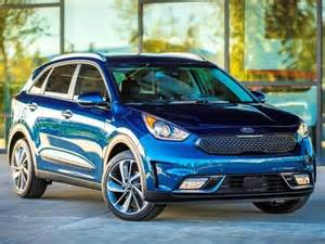 Kia Mileage Rebate 2017 Kia Niro Hybrid Utility Vehicle To Offer High Mileage