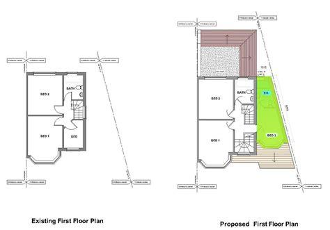 double storey extension loft conversion   malden