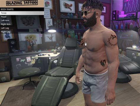 nanatsu no taizai tattoo for franklin gta5 mods com