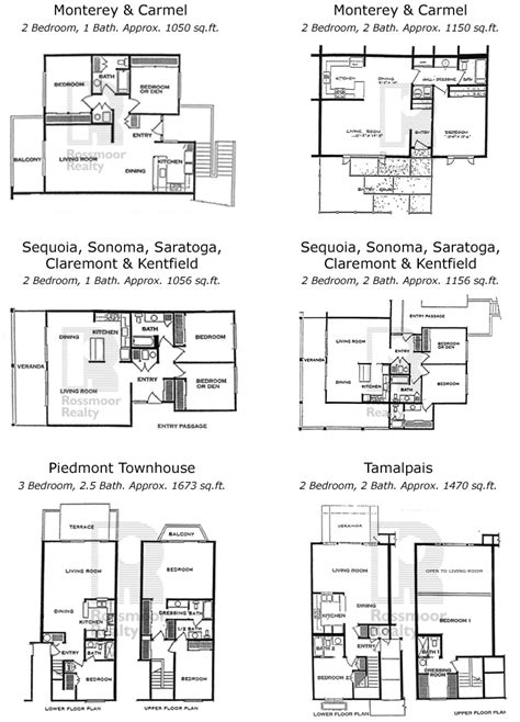 rossmoor floor plans co ops drew plaisted rossmoor realty walnut creek