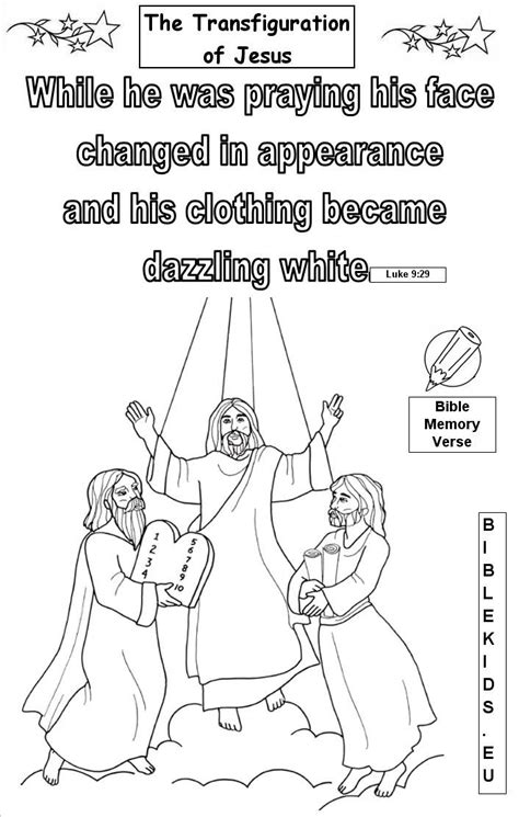 coloring pages jesus transfiguration the 25 best ideas about transfiguration of jesus on