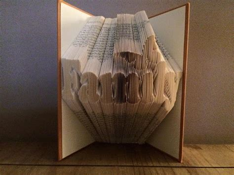 Handmade Gifts Book - 16 absolutely amazing handmade folded book gifts you
