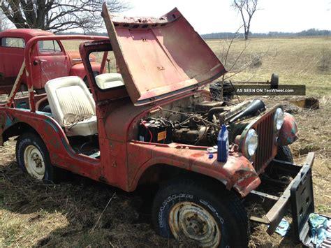 1968 Jeep Cj5 1968 Jeep Cj5
