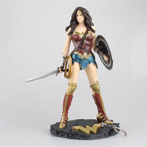 Superman Batman Wonderwoman Krypto Pvc Statue anime batman v superman heros pvc figure collection model toys
