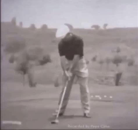ben swing ben hogan s 3 to 9 wax golf