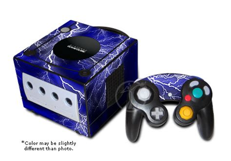 Cube Gaming Syrien Blue Diskon gamecube skins decalgirl