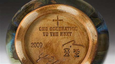 logo st for ceramics logo and signature csb sju