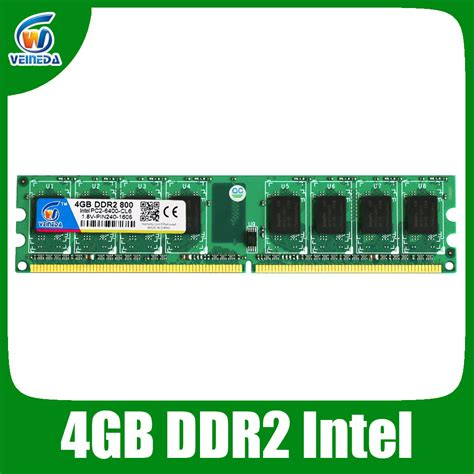 Memory 4 Gb Kelas 10 Brand New Ddr2 800 Mhz Pc2 6400 16gb 4x4gb Memoria Ram For