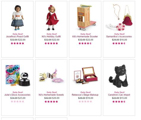 12 days of forever american doll 12 days of deals 30 be forever