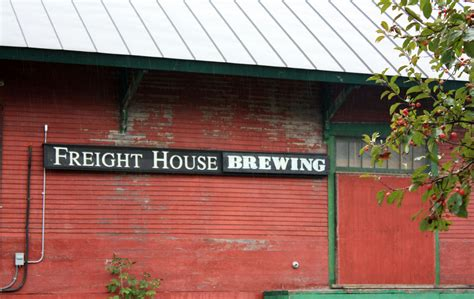 freight house freight house brewing travel like a local vermont