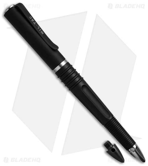 mil tac pen mil tac tdp2 tactical defense pen 2 stealth black tdp2