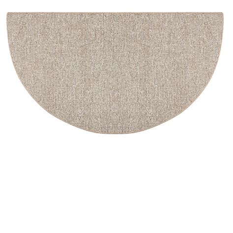 Fire Resistant Rugs For Fireplaces Goods Of The Woods Light Beige Sisal Weave Half Round
