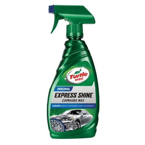Turtle Wax Spray Wax turtle wax t 136r express shine spray car wax 16 oz