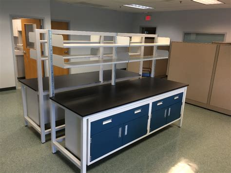 Laboratory Furniture by Lab Furniture Systems Gallery Before And After