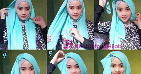 tutorial jilbab glamour tutorial hijab turban segi empat simple jilbab tutorial