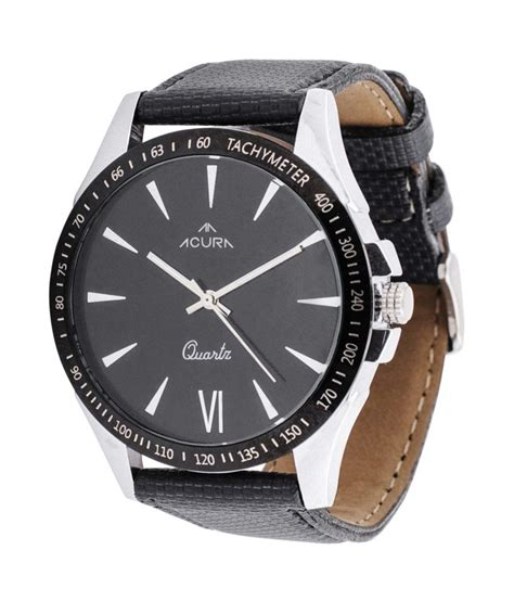 acura watches acura stylish analog mens watches buy acura stylish
