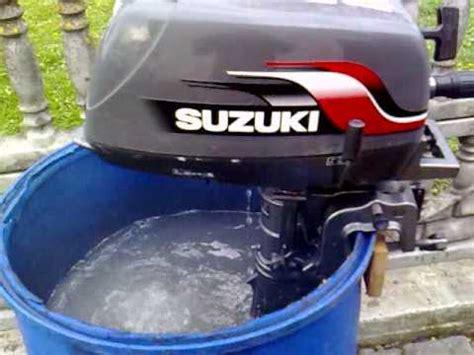 Suzuki 2 Stroke Outboards Suzuki 4 Hp Outboard Motor 2000r 2 Stroke Dwusuw