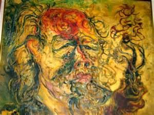 Lukisan Afandi biodata pelukis affandi dan beberapa karyanya in