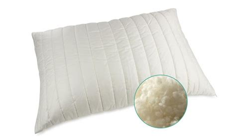 Organic Pillows Uk by Organic Wool Pillow