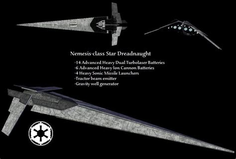 Inferno The Drone Wars fel class destroyer search starships