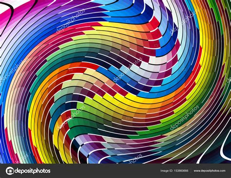 images to color wave color chart stock photo 169 brothersart 153860666