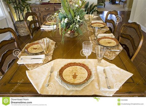 9 Best Accessories For A Room by Dining Table 2047 Royalty Free Stock Photos Image 3344988