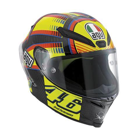 Helm Agv Pista Anniversary Valentino Agv Pista Gp Replica Helmet Available